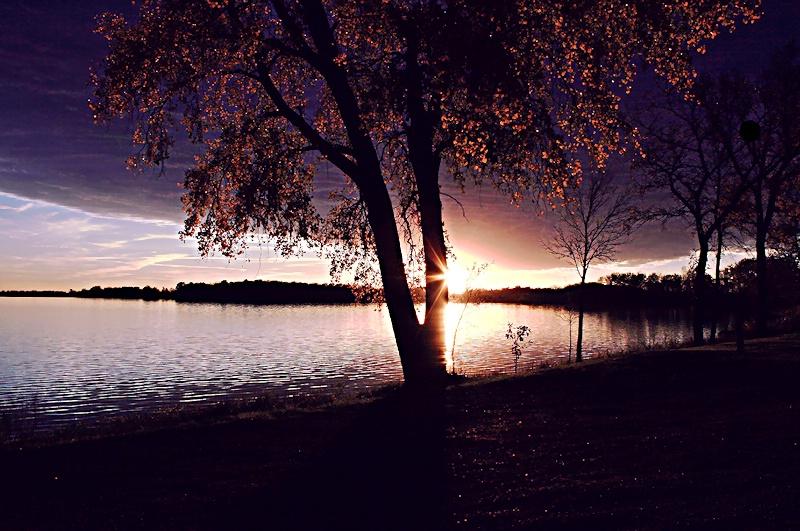 Glow Sunset