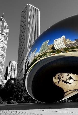 Chicago 'bean'