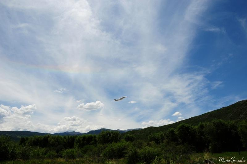 Amazing  Aspen Sky