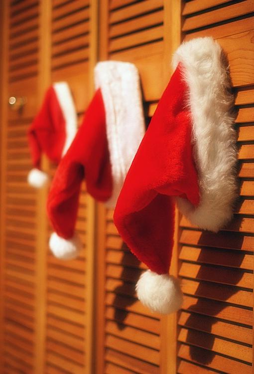 Santa Closet - ID: 11198175 © Eric Highfield