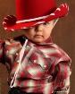 Peek-A-Boo Cowboy