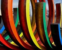 Sculpture  In  DesMoines