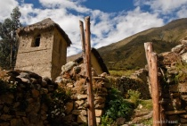 Stone House in the Sacred Valley