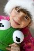 Smile too, Kermit...