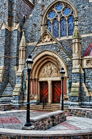 Packer Chapel, Lehigh University, Bethlehem, PA