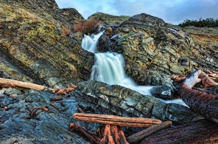 Betz Creek Falls