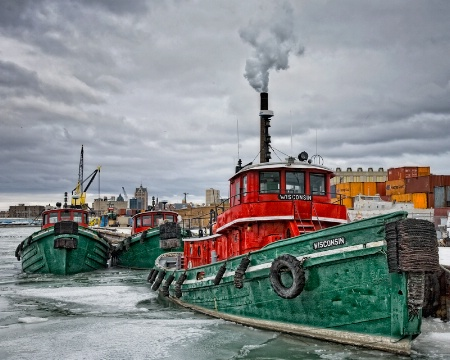 Tug Boat Alley Revisited