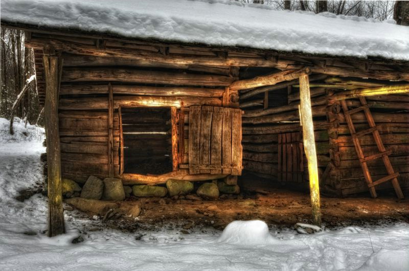 Shelter From a Winter Storm