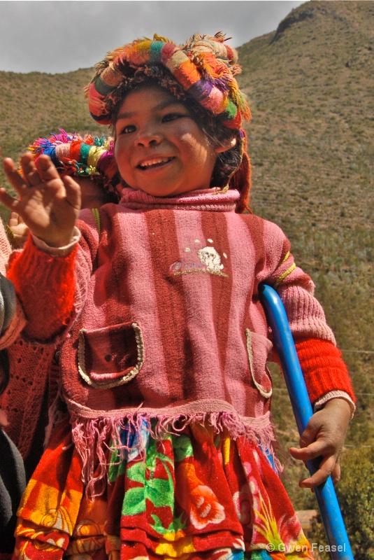 Quechuan Child - ID: 11309375 © gwen feasel