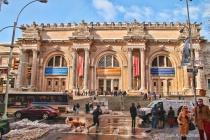New York Moment - Met. Museum of Art