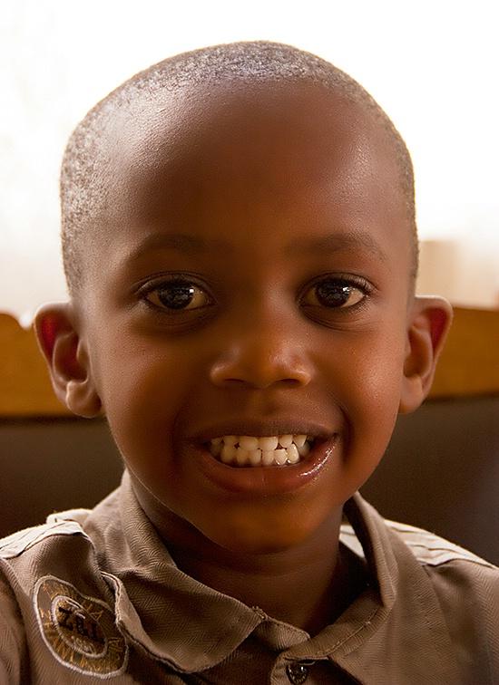 Kenyan Smile - ID: 11344033 © Mike Keppell