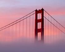 San Francisco Twilight Colors