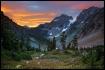 Cascade Pass Sunr...