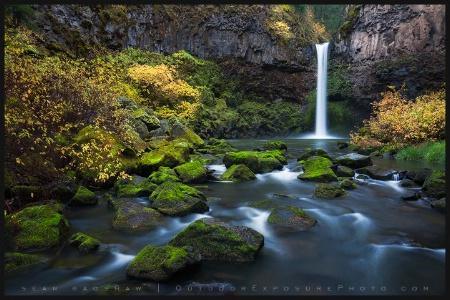 Outlet Falls