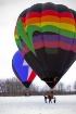 Winter Ballooning...