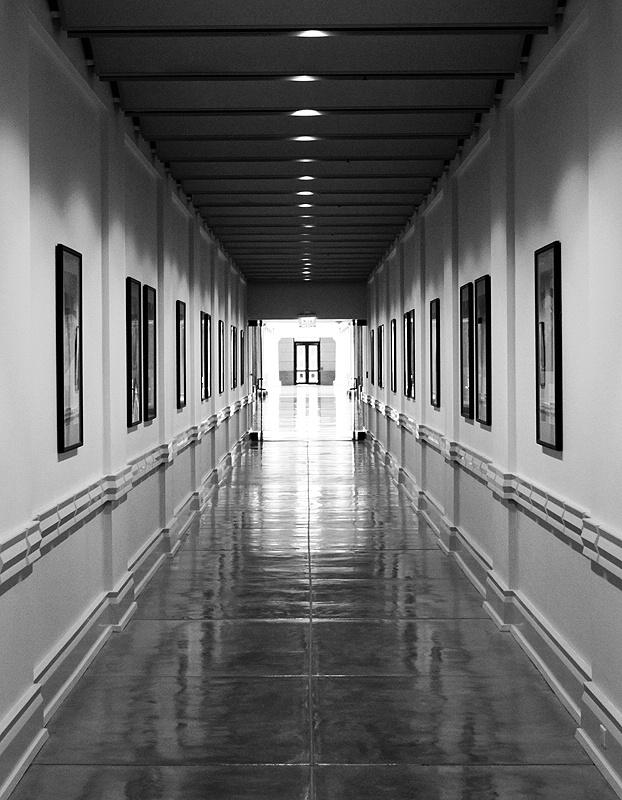 Stately Hallway