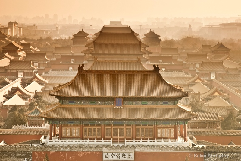 Forbidden City (China-Beijing)
