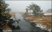 Snow on the Creek