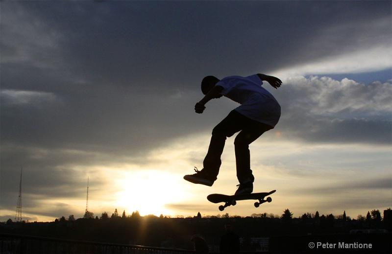 Seattle Surfer