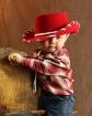 Peek-A-Boo Cowboy...