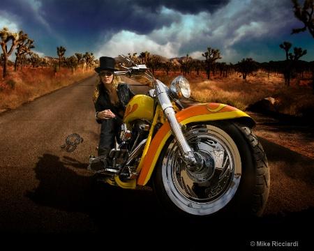 Wanna Ride?