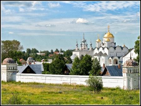 Convent of the Intercession - Suzdal (Russia)