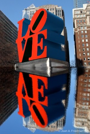 City of Brotherly LOVE - Reflection