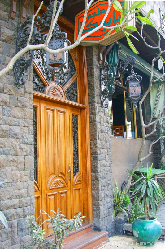 Door in Cairo, Egypt - ID: 11442092 © Eleanore J. Hilferty