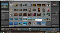 Screenshot after importing old photos