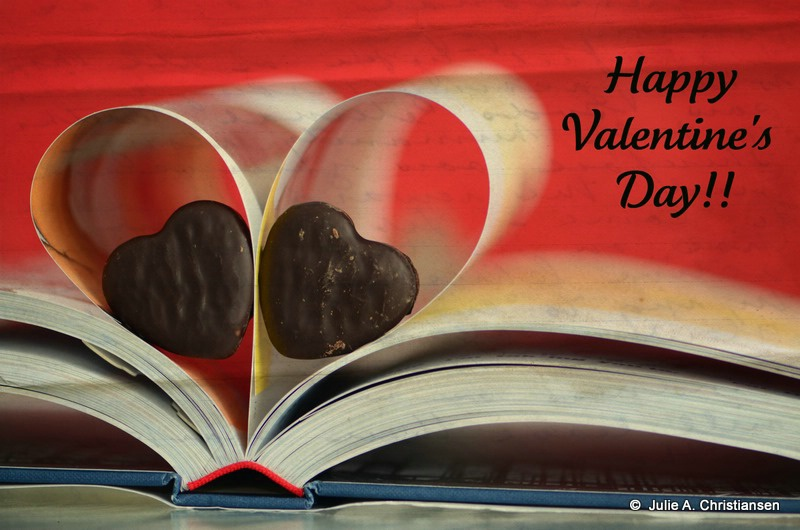 Happy Valentines Day to you All.........