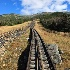 © gwen feasel PhotoID # 11467200: Mount Washington Rail Track