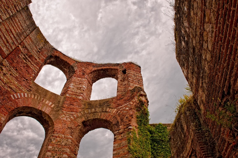 Travel: Roman Ruins, Trier, Germany