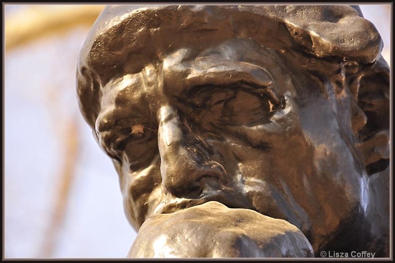 The Thinker - ID: 11477541 © Lisza M. Coffey