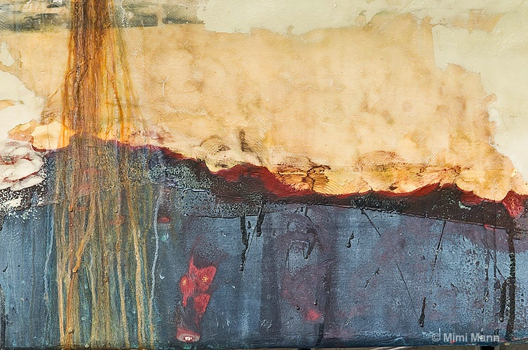 oregon-coast-abstract- 1--788-073 - ID: 11483134 © Marilynn Mann