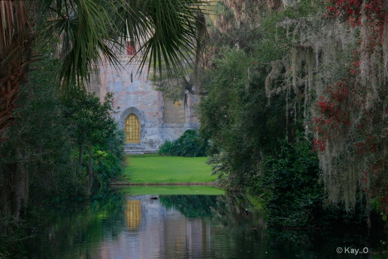 BOK TOWER IN LAKE WALES FLORIDA