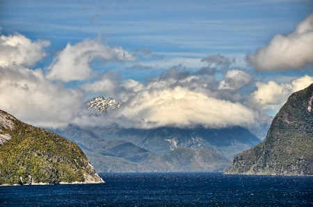 The Clouds Of Fjordland