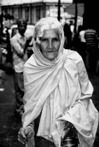 Still Strong - Portrait of A Woman in India