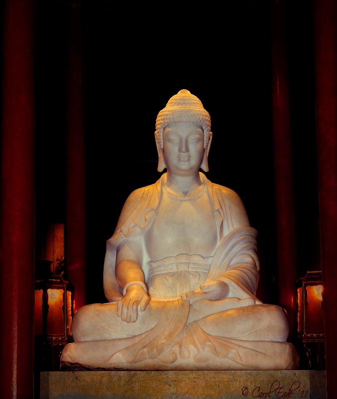 Buddha - ID: 11522458 © Carol Eade