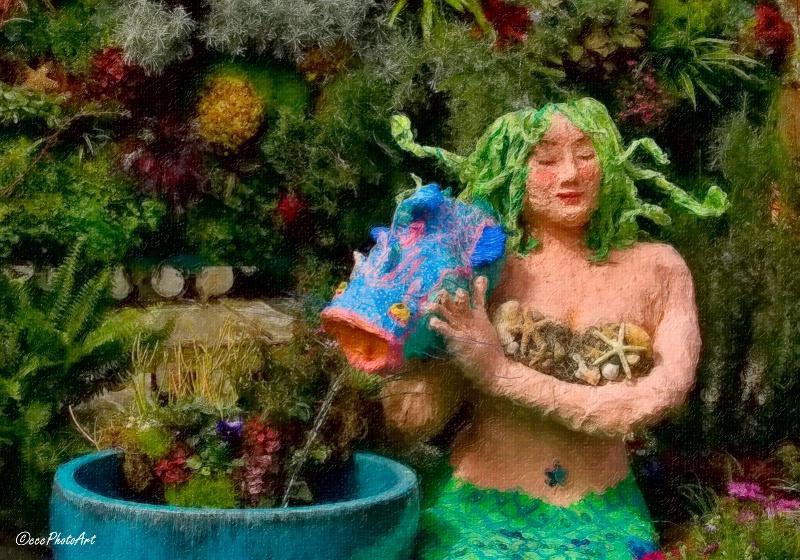 Mermaid Magnifique