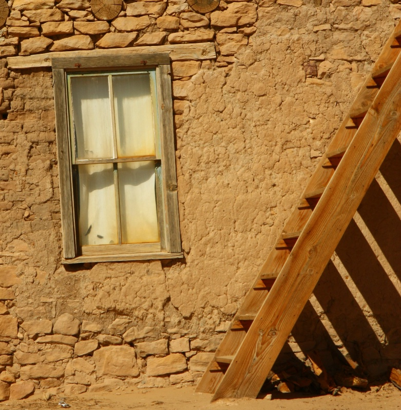 pueblo window