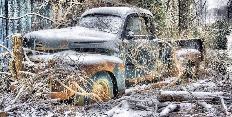 Rusty Ruin
