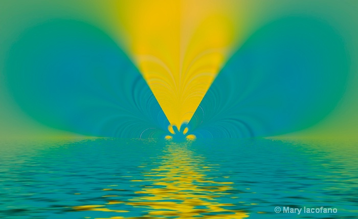 Abstract Sunrise - ID: 11569102 © Mary Iacofano