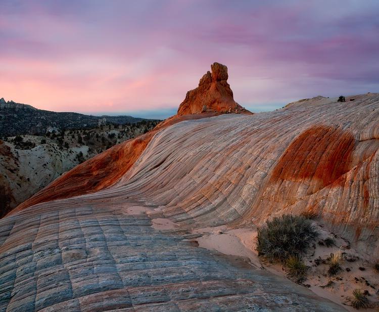 Yellow Rocks - GSENM