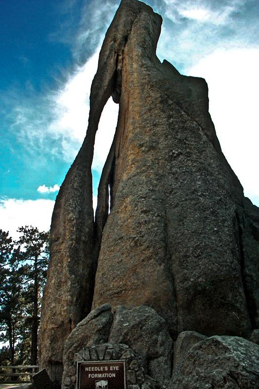 The Needle's Eye - ID: 11571215 © Denny E. Barnes