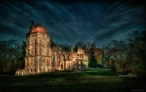 Fonthill Castle after Midnight