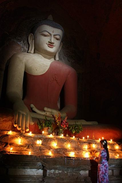 In Buddha we trust