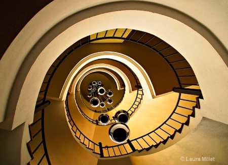 Stairs, Costa Rica.