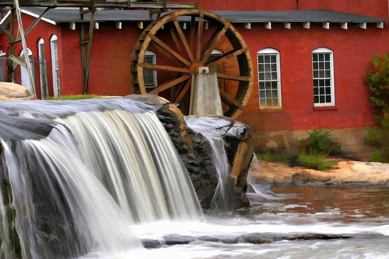 Wehadkee Yarn Mill