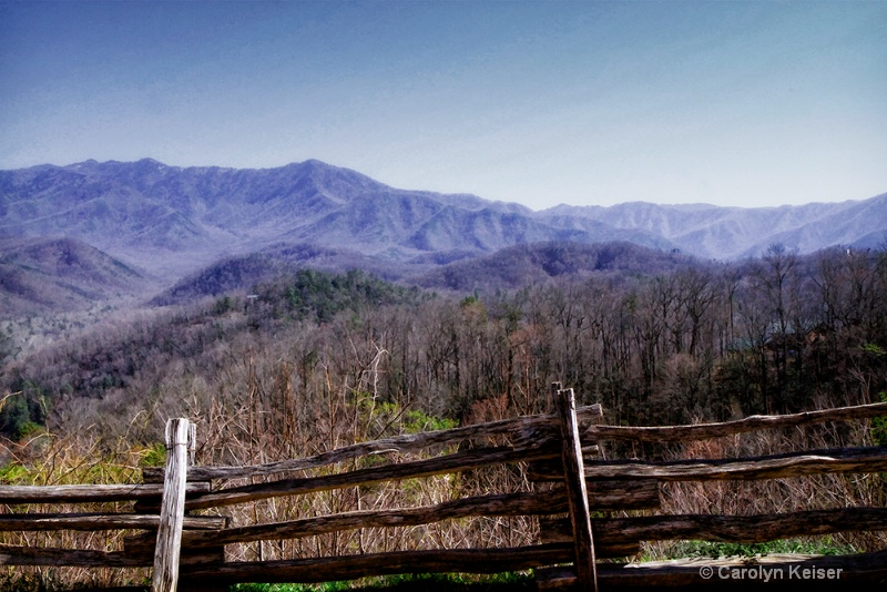Blue Hills of Tennessee - ID: 11591596 © Carolyn Keiser