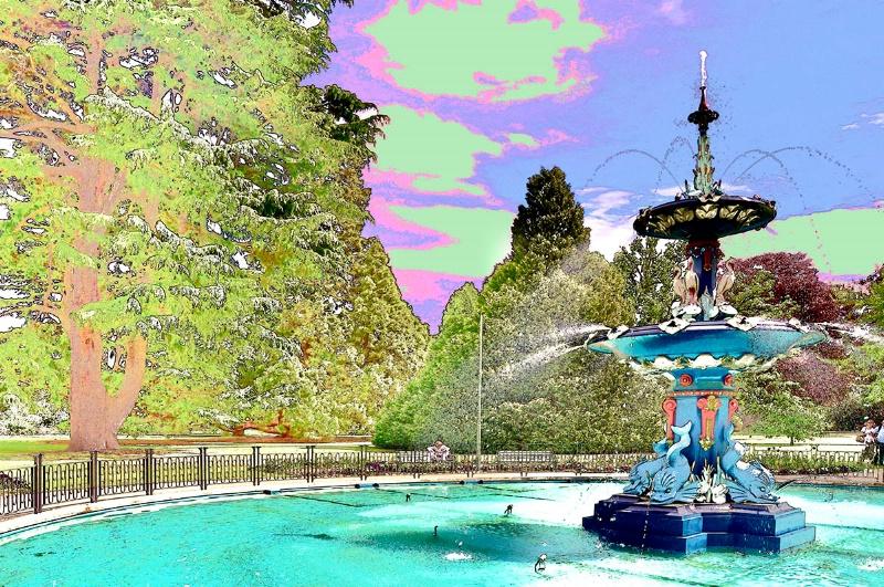 Color Sketch - ID: 11591892 © Paul Coco